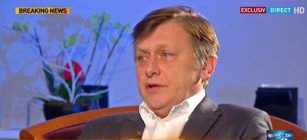 """Crin Antonescu, interviu de senzație. """"Încercarea de invalidare a mandatului lui Liviu Dragnea, o prostie monumentală a PNL"""""""