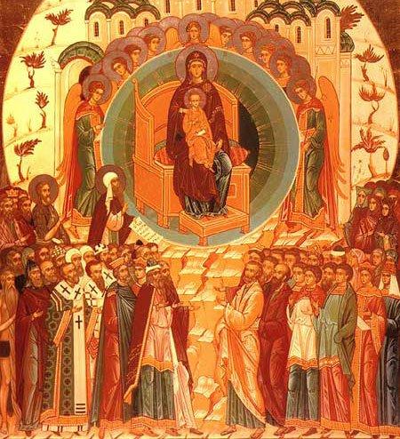 În a doua zi de Crăciun, creştinii otodocşi sărbătoresc Soborul Maicii Domnului