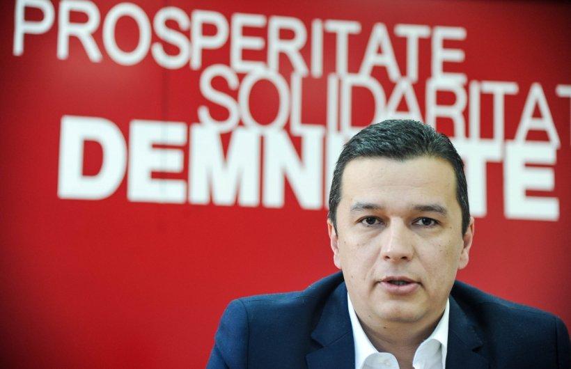 Cine este SORIN GRINDEANU. Cum arată CV-ul propunerii PSD-ALDE pentru funcția de prim-ministru