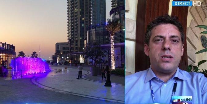 Eroul zilei: Inginer român premiat la Dubai
