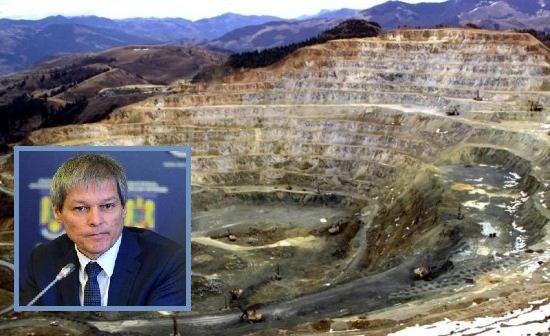 Nominalizarea Roşia Montană la UNESCO, în pericol. Cioloş a bătut în retragere