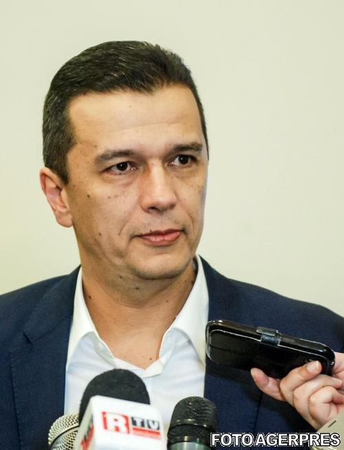"""Prima declarație a lui Sorin Grindeanu după anunțarea miniștrilor: """"Suntem un guvern politic"""""""