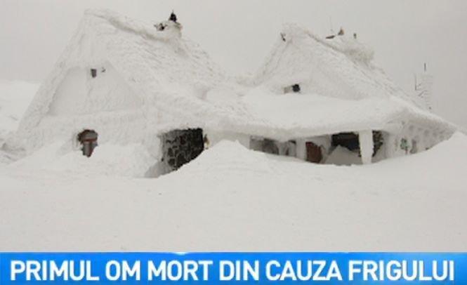 O femeie din Vaslui a fost găsită moartă în zăpadă, în faţa porţii locuinţei sale