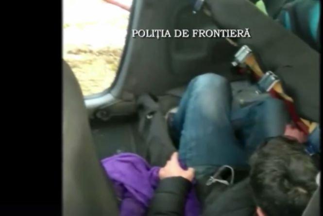 Un cetățean irakian a fost prins în timp ce încerca să iasă ilegal din România. Cum l-au descoperit polițiștii de frontieră din Timiș