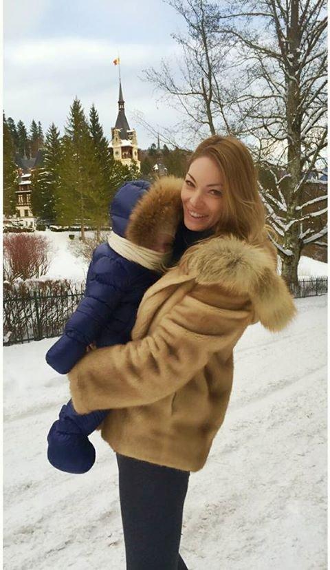 Valentina Pelinel, mesaj emoţionant pentru Cristi Borcea. Fostul acţionar de la Dinamo împlineşte 46 de ani