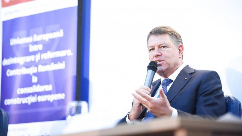Klaus Iohannis: Ordonanțele de Urgență privind grațierea și amnistia par a fi făcute cu dedicație