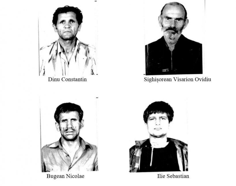 Parchetul General publică fotografiile și numele a circa o sută de persoane reținute și vătămate în timpul Mineriadei din 1990