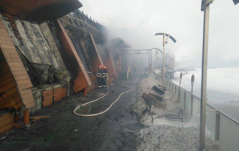 Incendiu Bamboo: Angajaţi şi clienţi ai clubului, audiaţi la Poliţia Capitalei