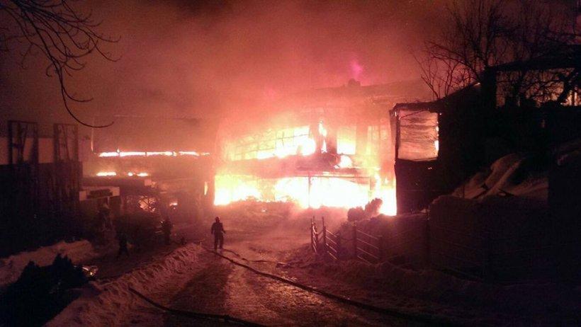 Linie telefonică specială activată după incendiul de la Bamboo