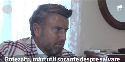 Cătălin Botezatu, cu lacrimi în ochi. Mărturii șocante despre salvarea tinerilor din clubul Bamboo