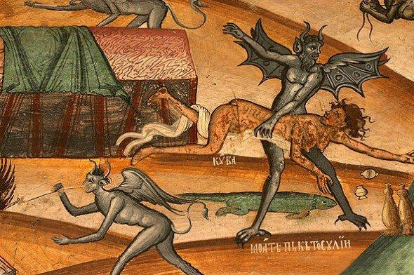 Un pustnic l-a întrebat pe diavol dacă sunt mai mulți bărbați sau mai multe femei în iad. Ce răspuns a primit