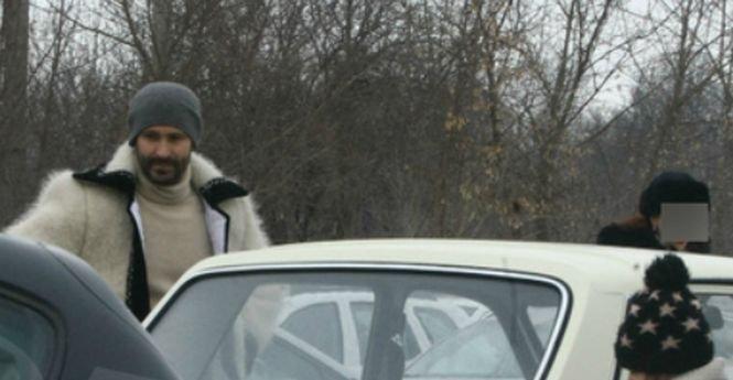Nicolai Tand, unul dintre cei mai cunoscuţi chefi din România, conduce o Dacie 1300