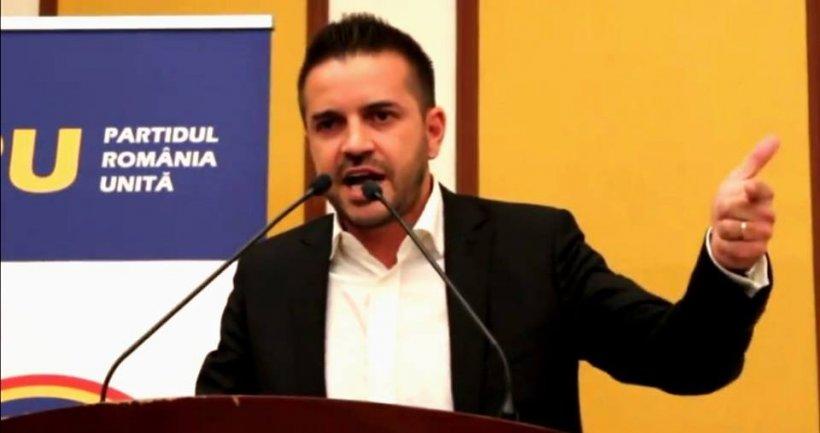 Scandal în PRU. Bogdan Diaconu, la un pas să părăsească partidul