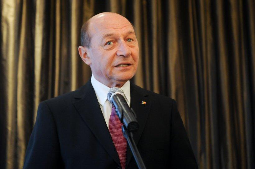 Traian Băsescu, acuzat de fosta noră a lui Virgil Măgureanu, că a tăinuit un asasinat politic. Liderul PMP a dat-o în judecată