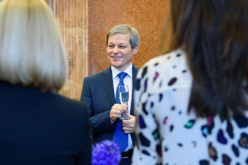 """Dacian Cioloș, mesaj dur pentru politicieni de Ziua Unirii Principatelor: """"Nu sunt acolo ca să lupte pentru interesele personale"""""""