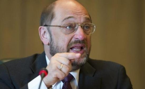Martin Schulz, candidatul propus de social-democraţii germani pentru postul de cancelar