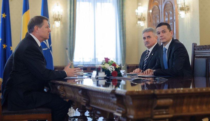 Premierul Sorin Grindeanu, prima reacție după ce Klaus Iohannis a declanșat procedura de referendum