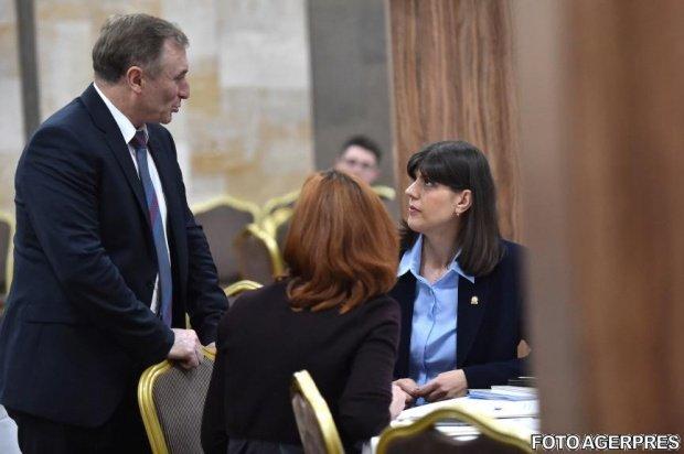 Adrian Ţuţuianu, lămuriri despre prezența Laurei Codruța Kovesi la întâlnirile SRI