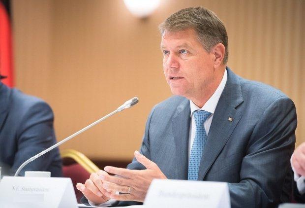Klaus Iohannis: Raportul pozitiv MCV, meritul Guvernului Cioloș