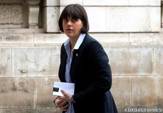 """Şefa DNA Laura Codruţa Kovesi, despre ordonanţele de urgenţă privind graţierea: """"Sunt inoportune"""""""