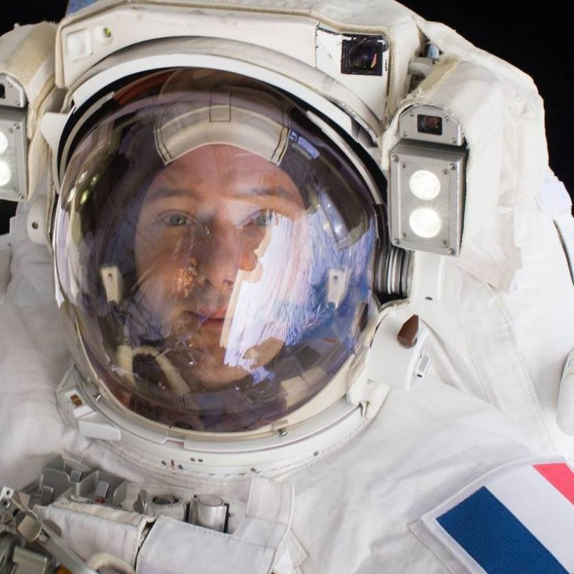 Un astronaut de pe Stația Spațială Internațională a intrat în direct cu Timişoara
