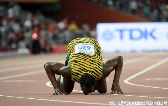 Usain Bolt a pierdut una din cele nouă medalii olimpice, după ce un coleg a fost testat pozitiv