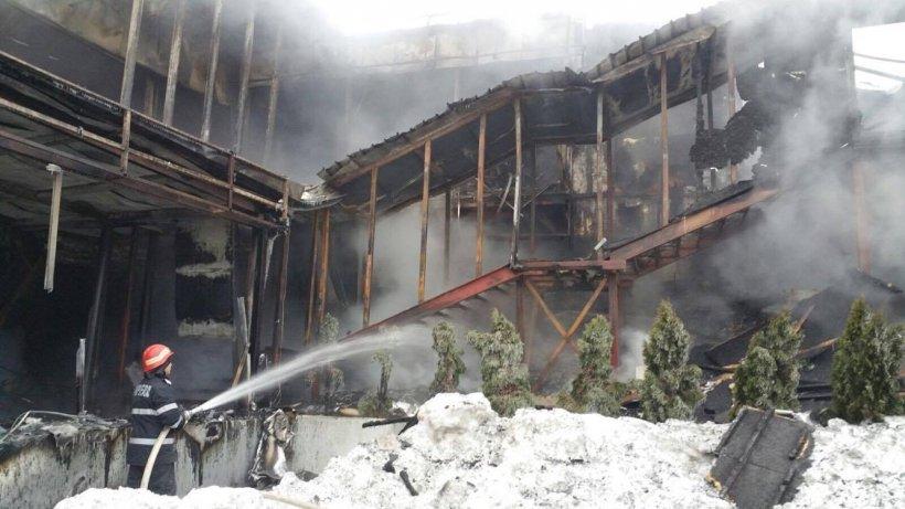 Ancheta incendiului de la clubul Bamboo bate pasul pe loc