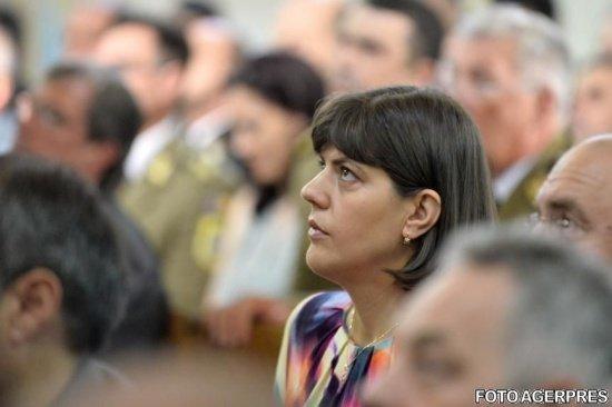 Cum ar fi ameninţat Laura Codruţa Kovesi un ministru în funcţie