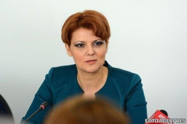 Dosarul în care Lia Olguța Vasilescu e acuzată de corupție se întoarce la DNA