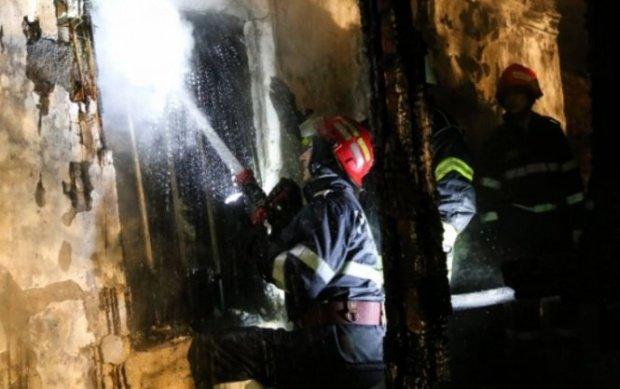 Doi copii au murit în urma unui incendiu