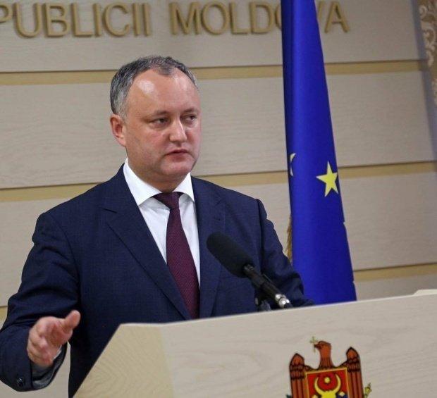 Președintele Republicii Moldova, Igor Dodon: Dacă Hillary Clinton câștiga, la Chișinău se pregătea o revoluție colorată