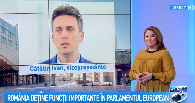 Ei sunt românii care dețin funcții importante în Parlamentul European