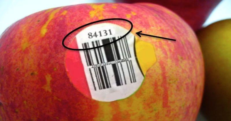 Dacă vezi eticheta asta pe un fruct, nu îl cumpăra! Uite de ce!