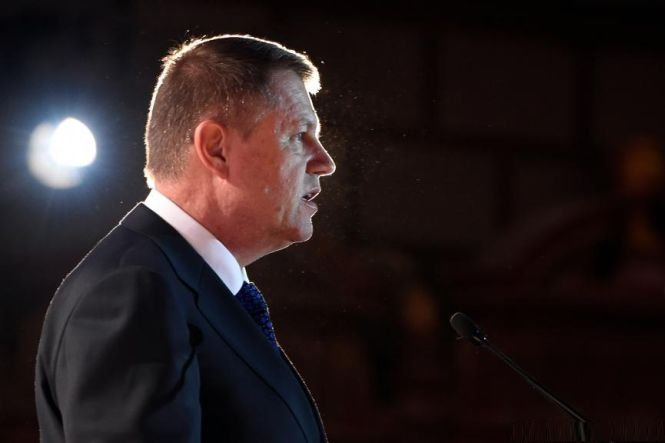 President Iohannis: I decided to notify CCR on GEO for the modification of the Criminal Codes 114