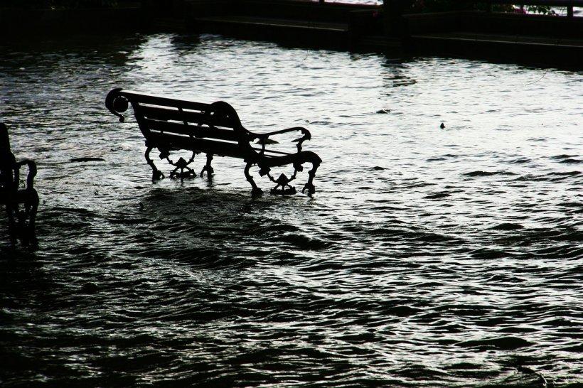 Cod portocaliu de inundaţii. Mai multe județe sunt în pericol