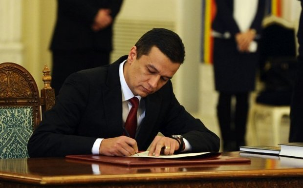 PM Grindeanu: I won't resign; Government can be taken down by censure motion 114