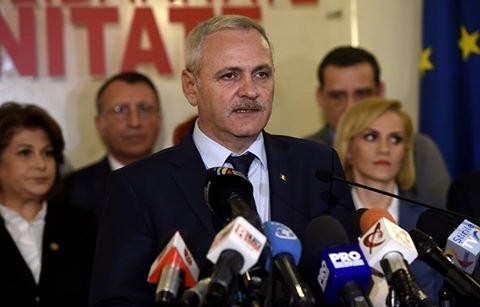 Liviu Dragnea, înaintea votului pe moțiune: Sorin Grindeanu are toată susținerea mea