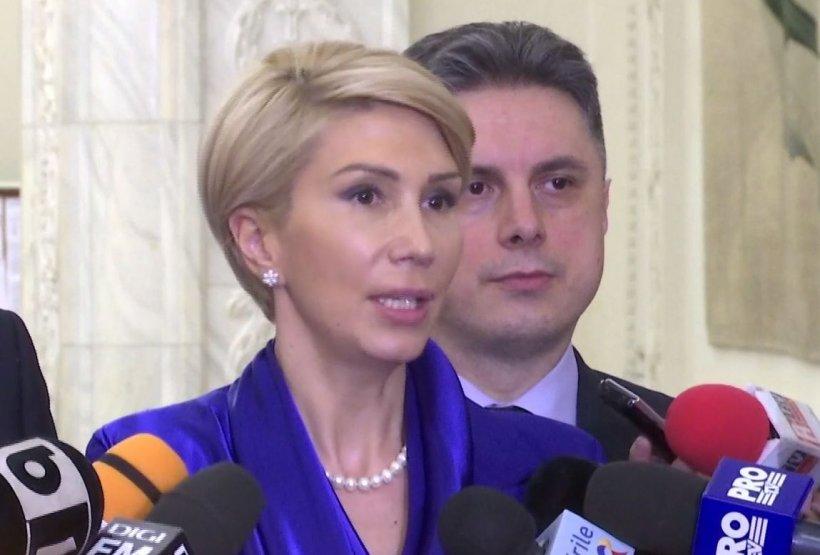 Moțiunea de cenzură, respinsă de Parlament. Raluca Turcan: Vocea românilor trebuie ascultată