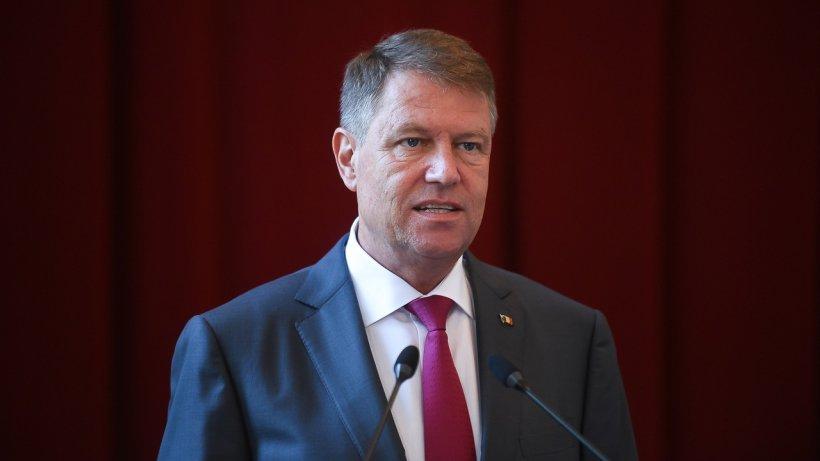 Parlamentul a dat aviz favorabil pentru referendumul lui Klaus Iohannis