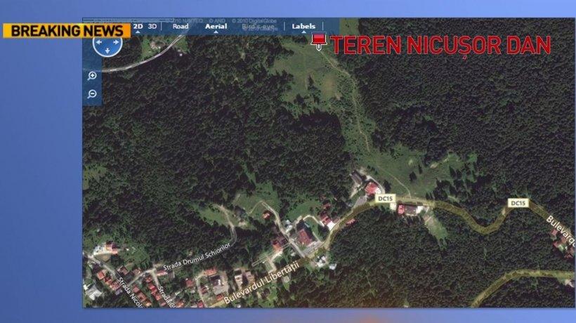 Subiectiv: Care e valoarea reală a terenului lui Nicușor Dan