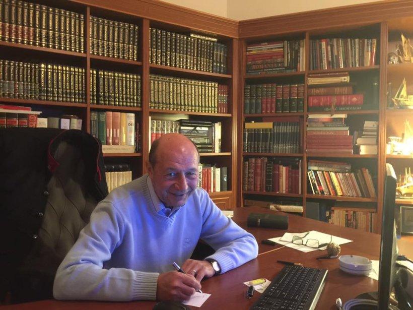 Traian Băsescu, despre cel mai mare regret al său după plecarea de la Palatul Cotroceni