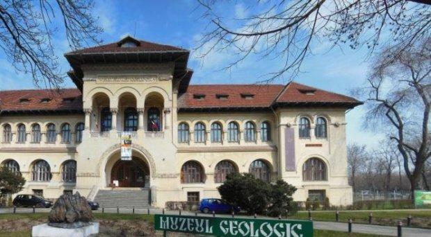 Accesul în Muzeul de Geologie a fost interzis temporar, din cauza radiațiilor periculoase