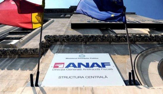 ANAF, controale la proprietarii de site-uri
