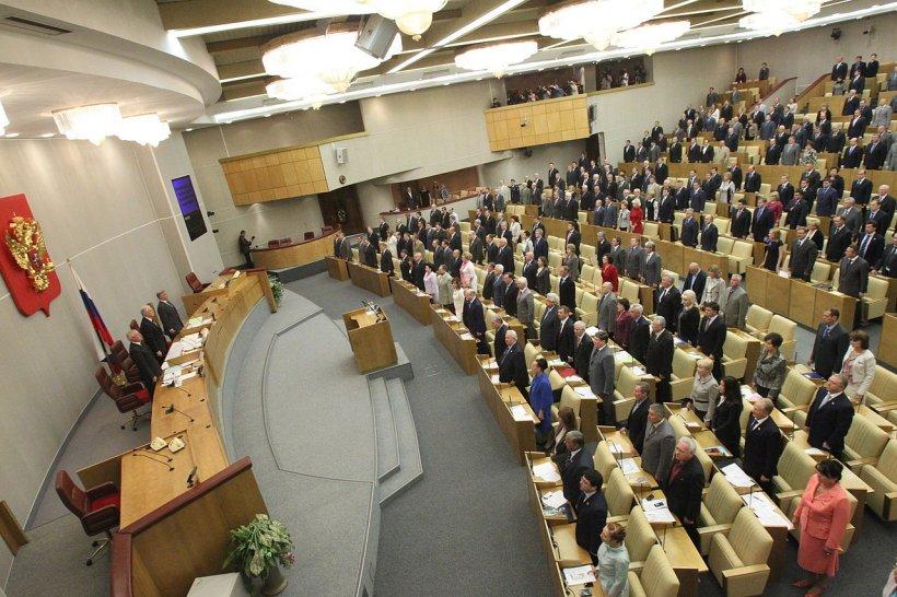 """Cât de """"apetisantă"""" este cea care se ocupă de mâncarea parlamentarilor ruși"""
