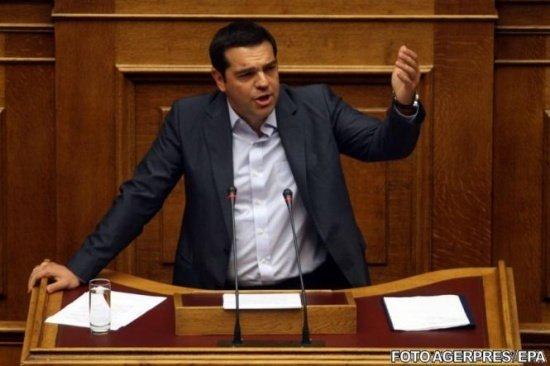 Răsturnare de situație în Grecia. Partidul de guvernământ, în cădere liberă