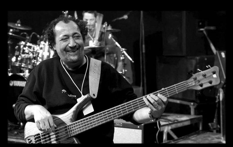 """Octavian """"Barila"""" Andreescu, fost basist al grupului Nightlosers, a murit la vârsta de 55 de ani"""