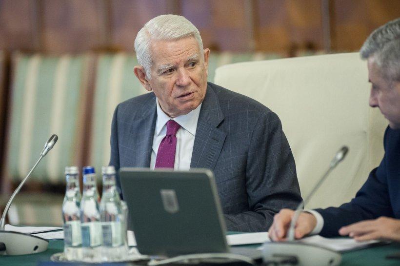 Teodor Meleşcanu ar putea ajunge ministrul Justiției