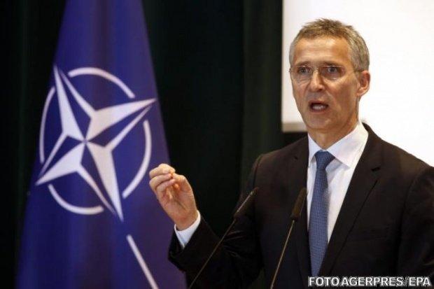 Jens Stoltenberg: România se apropie de obiectivul NATO