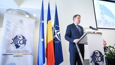 Klaus Iohannis: România se află la un moment de răscruce
