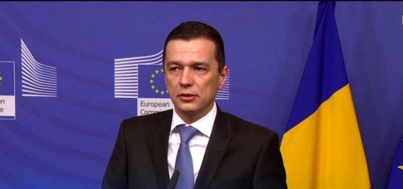 """Mesajul lui Sorin Grindeanu pentru protestatari: """"Când în societate apar proteste, înseamnă că decizia ta n-a fost cea corectă"""""""